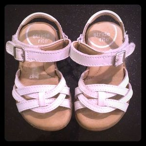 Stride Rite Millie memory foam sandal